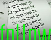 My first typeface // ACID JAZZ