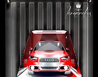 Audi A1 Display