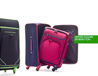United Colors of Benetton Travel bags Collection