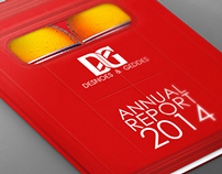 Desnoes & Geddes - Annual Report 2014