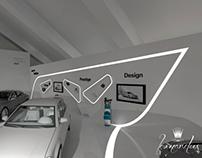 Audi A4 & A5 Exhibition
