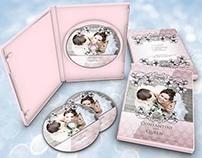 5 Items Modern Wedding DVD