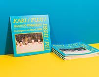 KAKI / FUJI / ISSHI / PEI  |  PHOTO BOOK & POSTER