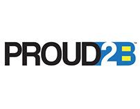 Proud2B Logo
