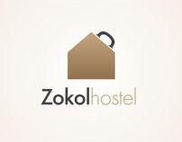 Айдентика для Zokol Hostel