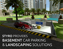 Basement Car Parking & Landscaping Solutions