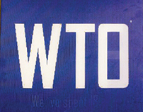 WTO/WTF Poster