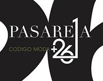 PASARELA 261: CÓDIGO MODA