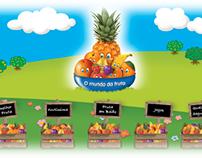 O mundo da fruta - Nestlé