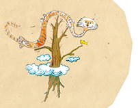 Children`s Book Illustration