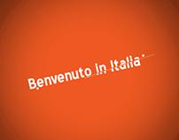Benvenuto in Italia Poster