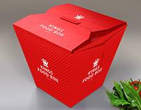 Food Box Vol.2 Mock-up Template