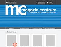 mc.hu WEBSHOP REDESIGN