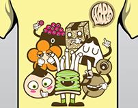 Itadakimasu crew T-shirt