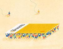 """""""Nowy Obywatel"""" – Illustration"""