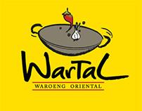 WARUNG ORIENTAL Logo