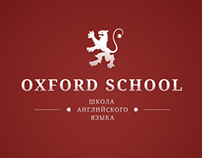 Logo for school of the English language