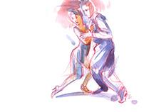 Tango Sketches - 2017