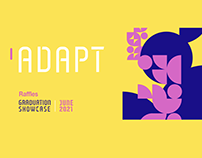 Adapt, Motion Graphic Banner