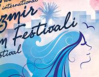 İzmir Film Festival Branding & Designs