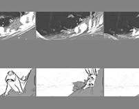 Oak Tree// Storyboards