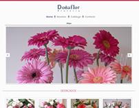 Web: Catálogo de productos