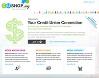 CUShop.org: Brand Identity