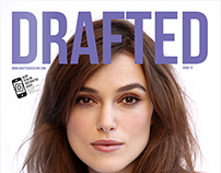 'DRAFTED' Magazine - Issue 12