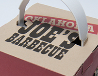 OKLAHOMA JOES BBQ - SUSTAINABLE PACKAGING