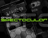 Droid Spectacular - UI Concept and Design