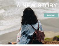 Surprise Goa: Landing Page