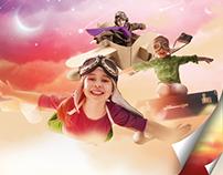 Campanha Yázigi Kids