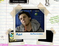 Sour Punch Commercial