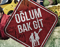 """Oglum Bak Git"" Movie Poster"