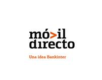 Móvil Directo de Bankinter