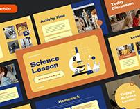 SCIENCE LESSON - Education Multipurpose Template
