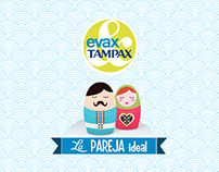 TAB Concurso FB Evax Tampax: La pareja ideal