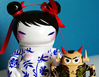 Chinadoll and Yakuzabot!