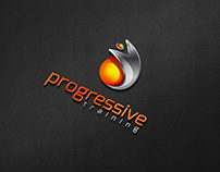 Progressive Training - Logo Template