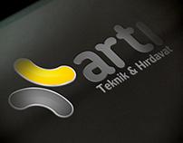 Artı Teknik Hırd. Logo & Corporate Designes