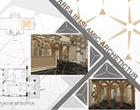 Graduation project: Modren Islamic Museum, Part III
