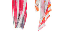 MODERN SUNRISE scarf