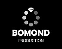 ///BOMOND Production. LOGO