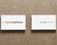 Tunç Süerdaş // Photographer Logo & Business Card
