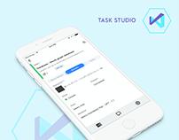 Task Studio - ios