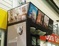 Visual Merchandising para Lámparas Ilumeco