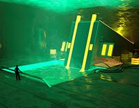 Sci-Fi Environment Designs