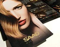 catálogos e folders