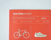 Anton sport SS/14 catalogue