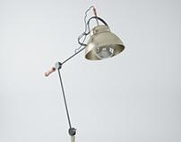 3D Model - Bennett Desk Lamp